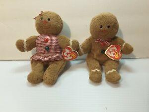 Hansel & Gretel Ty Beanie Babies 2007 - NEW