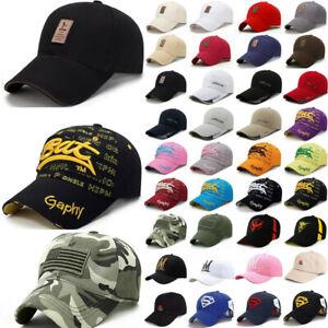 Caballeros-senora-inscripciones-basecap-hip-hop-gorra-de-beisbol-deporte-golf-Trucker-solar