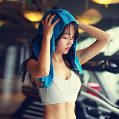 Buy 2 Get 2 Free Ice Cooling Towel for Sports  Fitness Workout Gym Yoga Pilates