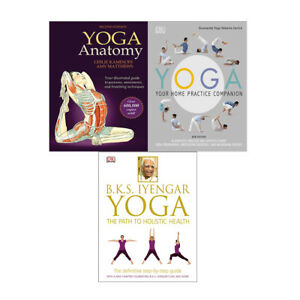 yoga your homebks iyengar yogayoga anatomy2nd edition 3