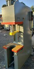 Late Model 35 Ton Advanced Hydraulics Inc Us Made C Frame Hydraulic Press