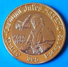 Pheasant Island 20 francs 2014 UNC Bi-Metallic Lile des Faisans Cardinal