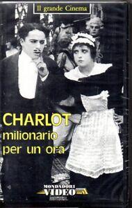 CHARLOT-MILIONARIO-PER-UN-039-ORA-VHS-NUOVA-SIGILLATA-RARA