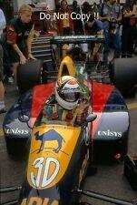 Philippe Alliot Larrousse LC89 German Grand Prix 1989 Photograph