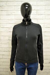 Felpa-CHAMPION-Donna-Taglia-S-Sweatshirt-Maglione-Pullover-Cardigan-Elastico