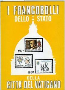 I-francobolli-dello-Stato-della-Citt-del-Vaticano-1977-1980-46-pp-il