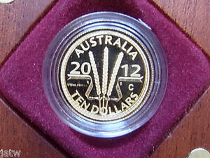AUSTRALIA-2012-Gold-10-Dollars-Wheat-1-10oz-PROOF