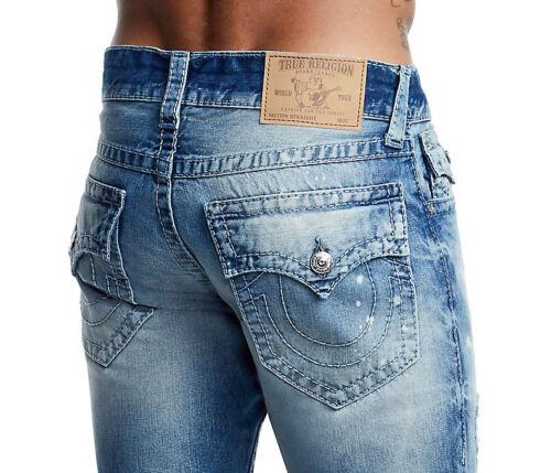 T X Indaco 34 Jeans Taglia True Dritto Pattina 33 Uomo Big Religion vxnqPOYI