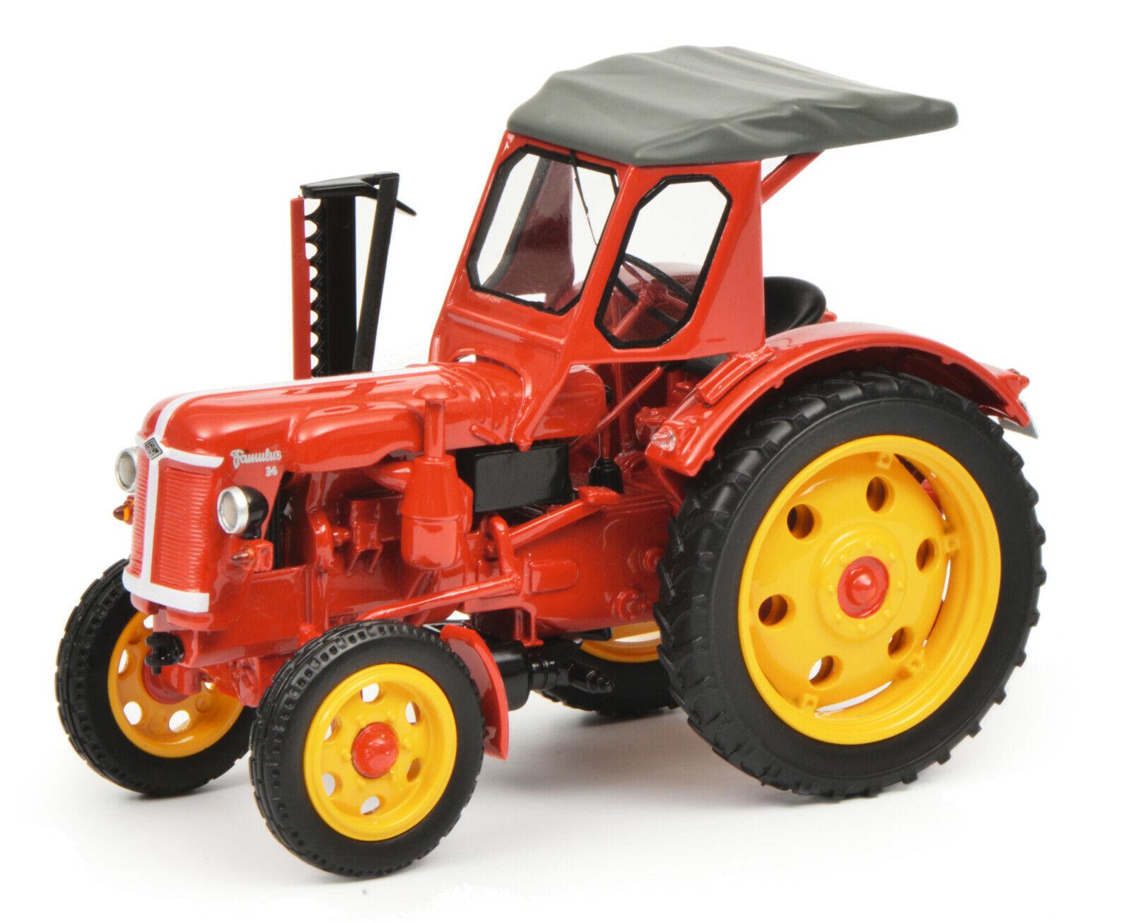 450907400 famulus RS 14 36, rojo 1 32 Roadster