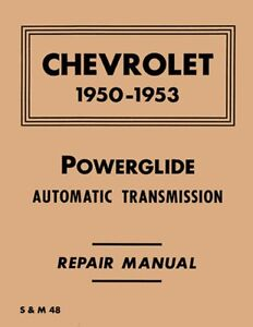 image is loading 1950-1952-1953-chevrolet-powerglide-transmission -shop-service-