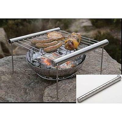 UCO Grilliput Camp Grill - Ideal For Backpackers, Campers, Fishermen, Barbecues