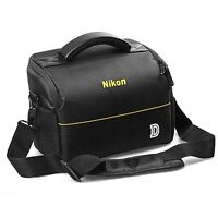 Camera Case for Nikon DSLR D90 D80 D700 D600 D50 D40 D5200 D5100 D3200 D7000 D60
