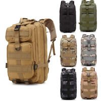 30-Liter Military Tactical Backpack (several colors)