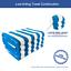 miniature 17 - Cabana Beach Towel 4 Packs - 30 x 70 Extra Large Striped Cotton Bath Towels