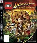 LEGO Indiana Jones: The Original Adventures (Sony PlayStation 3, 2008)