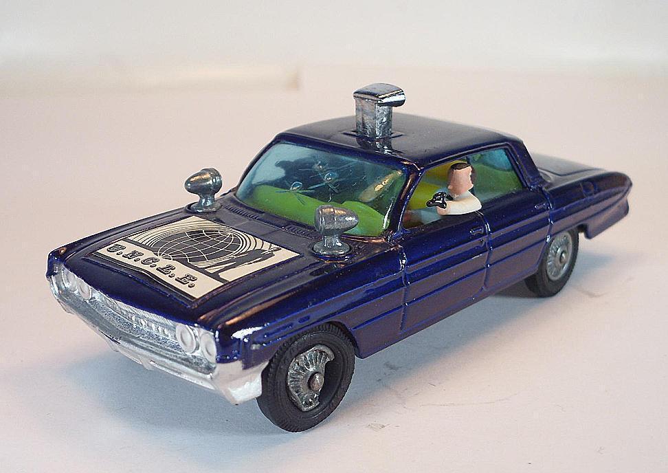 Corgi toys 497 oldsmobile oldsmobile oldsmobile Super 88 solo para u.n.c.l.e 5347 1c5873