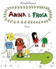 Anna and Froga 4: Fore! by Anouk Ricard (Hardback, 2015)