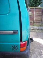 VW T4  Tailgate STD + Overnight short + Sliding Door Fresh Air Vent Locks x 3