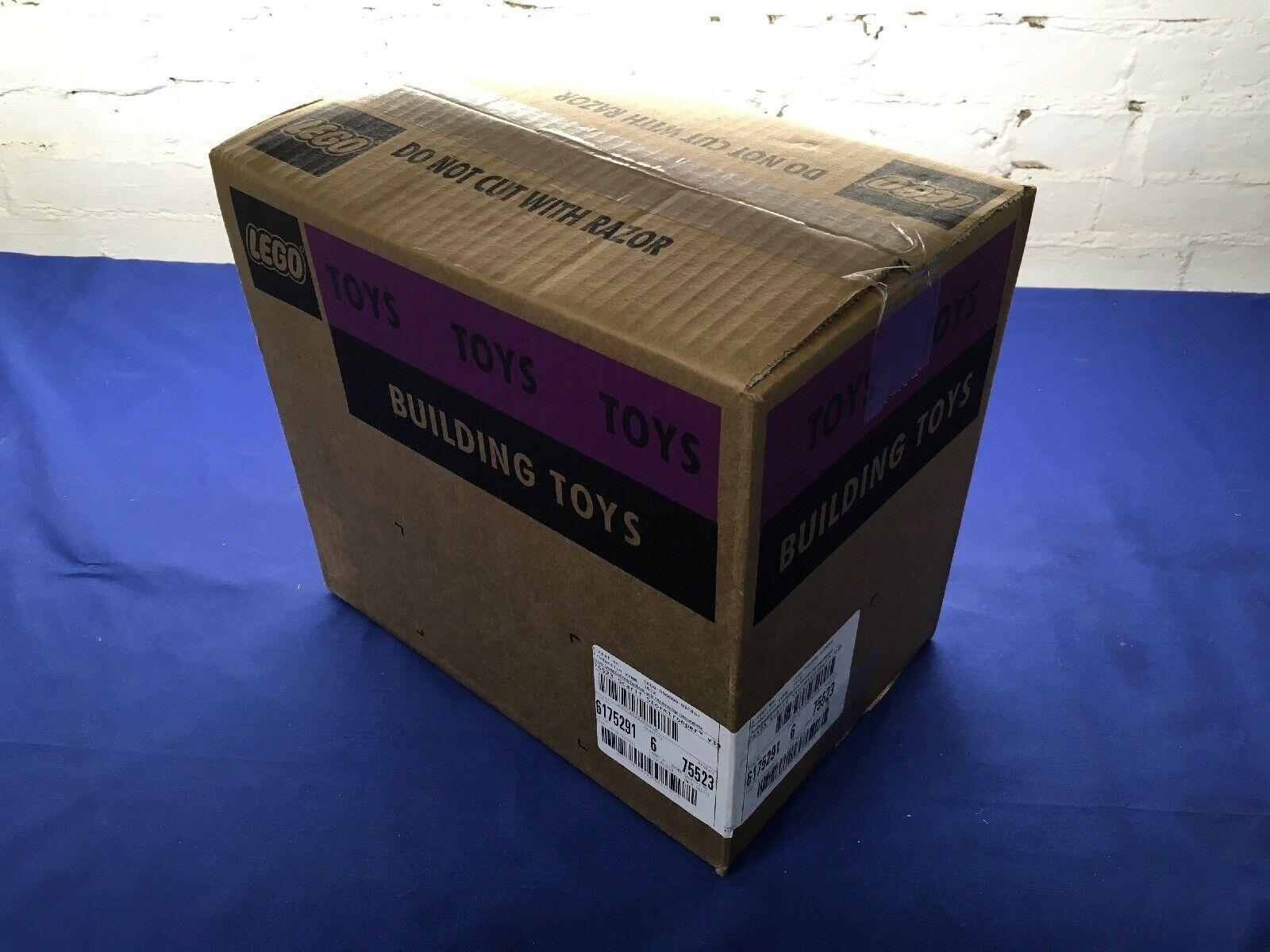 Unopened Box Of 6 LEGO Star Wars Scarif Stormtrooper 75523 Sets Sealed