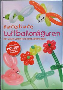 Kunterbunte-Luftballonfiguren