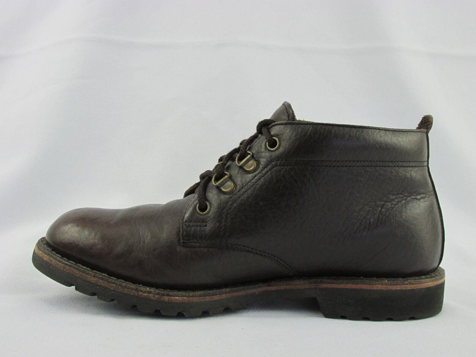 e8660d02e95 ... H.S.Trask Vintage Chukka Brown Butter Butter Butter Soft Lined Leather  USA Men s 8.5M bdf037 ...