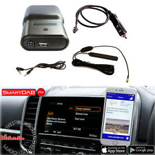 AutoDAB SmartDAB Plug & Play Wireless In Car DAB Digital Radio Adapter