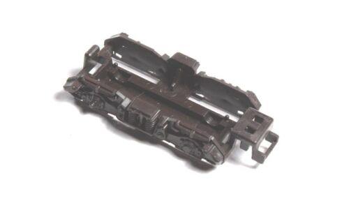 218 Drehgestellblende f mittige Zahnräder braun Ersatzteil Roco H0 215