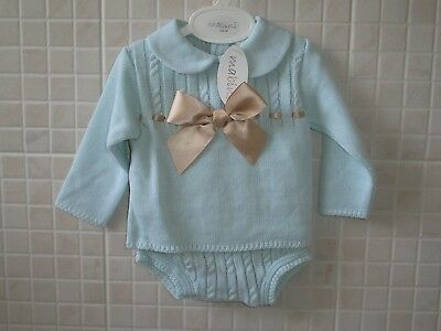 SALE NEW Baby Girl Spanish Romany Style Romper /& top 2 piece Set Pink 6-9 month