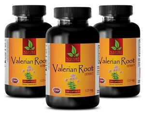 Organic-Valerian-Root-Extract-Powder-Relaxation-Sleep-Support-3-Bot-300-Capsules