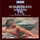 Michelangelo Rossi Toccate E Correnti 8007194100877 CD
