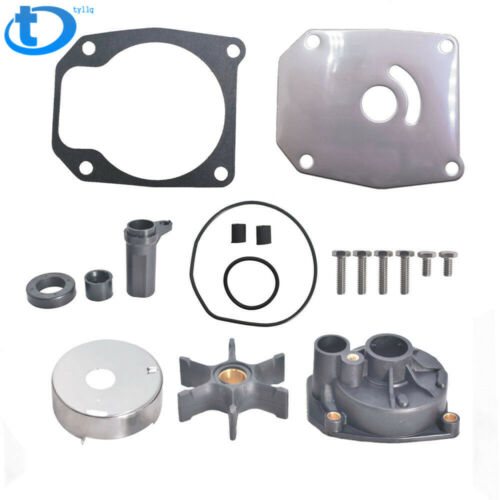 Water Pump Impeller Kit 438597 432955 for Johnson Evinrude 60 65 70 75HP 18-3389
