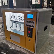 10 Slot Cigarette Candy Chips Food Drink Countertop Desktop Bill Vending Machine