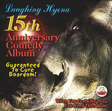 Various Artists : Laughing Hyenas 15th 1 CD