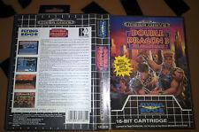 ## SEGA Mega Drive - Double Dragon 3: The Arcade Game - TOP / MD ##