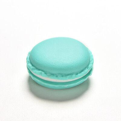 Candy Color Macaron*Mini Storage Box Jewelry Box Pill Case Birthday Gift TSCA