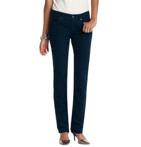 Ann Taylor LOFT Marisa Straight Leg Corduroys Pants Various colors and Sizes NWT