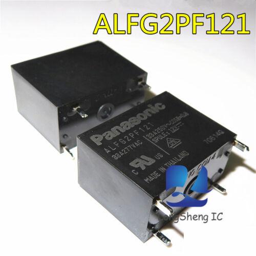 5PCS alfg 2PF121 33A227VAC Relé de potencia 33A250V 12V Nuevo