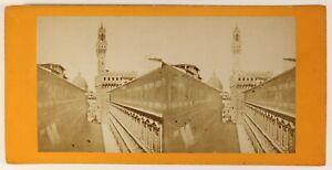 Florence-Italia-Foto-Stereo-PL55L4n-Vintage-Albumina-c1880