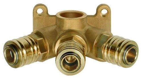 Druckluftkupplung Schlauchanschluß Druckluft Verteiler Druckluft Wanddose