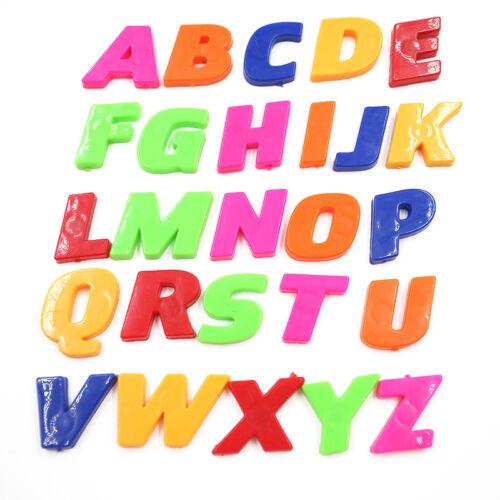 Alphabete PVC Kühlschrankmagnete Kinder Kinder lernen  HV Bunte Zahlen