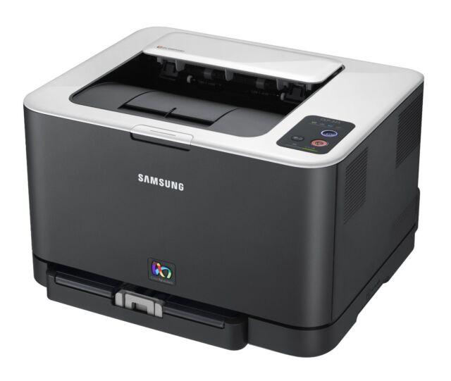 Samsung CLP-325 A4 USB Colour Laser Printer CLP 325 V2T