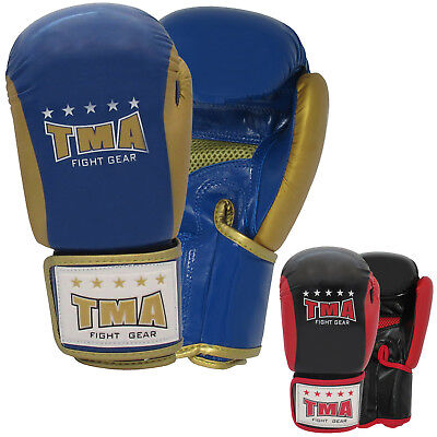TMA Kids Boxing gloves best for kickboxing MMA 6 oz Martial Arts Muay Thai