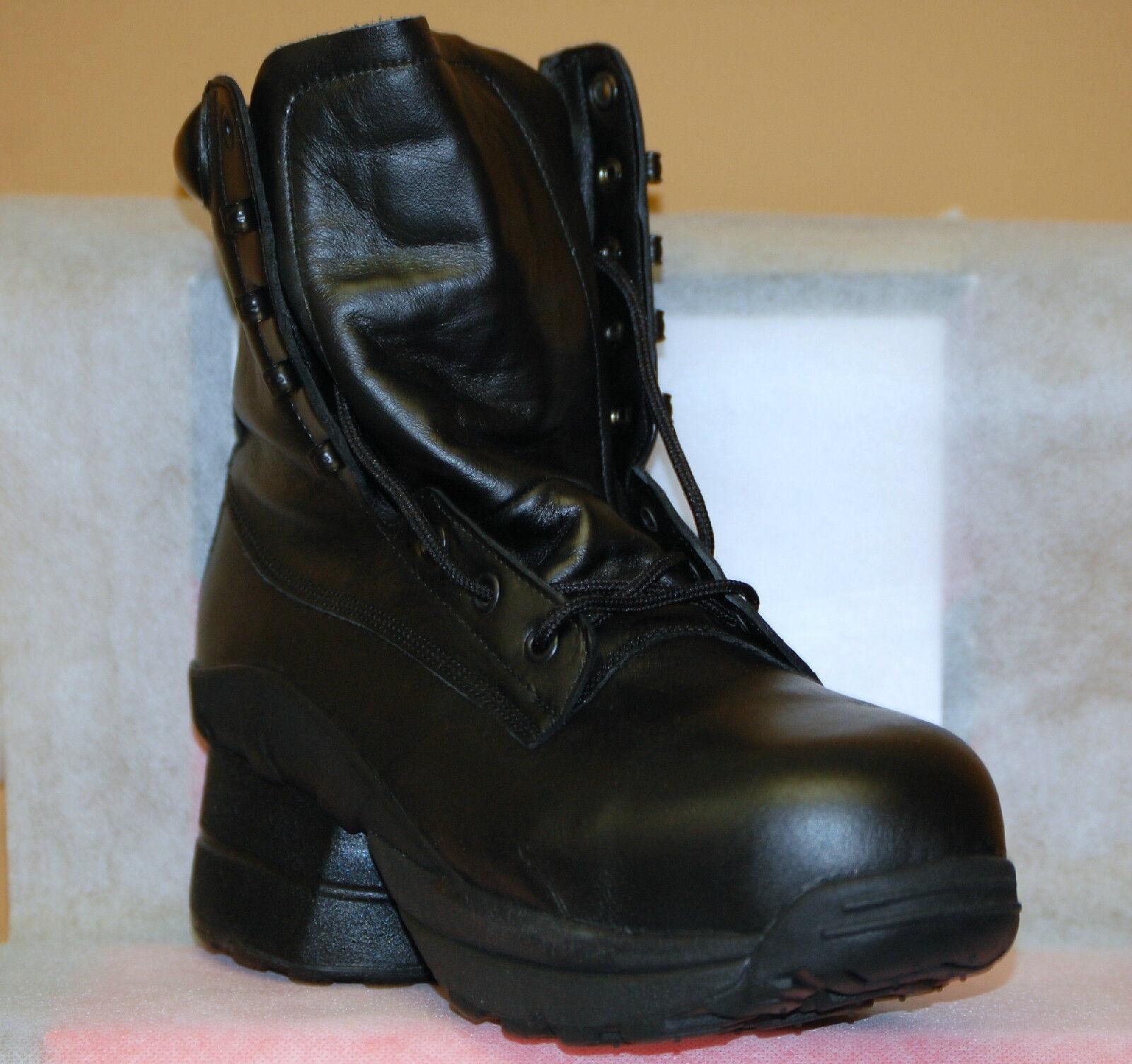 Z-Coil Prime Workboot FW-K6000 FW-K6000 FW-K6000 Women's Black Leather Size 10 regular toe 496c23