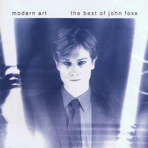 John-Foxx-Best-Of-Modern-Art-CD-Album-NEUF-Sunset-Rising-Ultravox