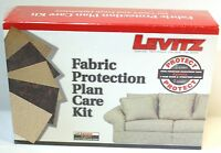 Levitz Fabric Protection Plan Care Kit Stain Guard 7 Full Years