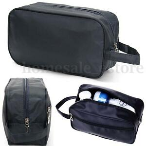 ab64aa8a9c62 Image is loading Men-Travel-Waterproof-Toiletry-Bag-Wash-Shower-Makeup-