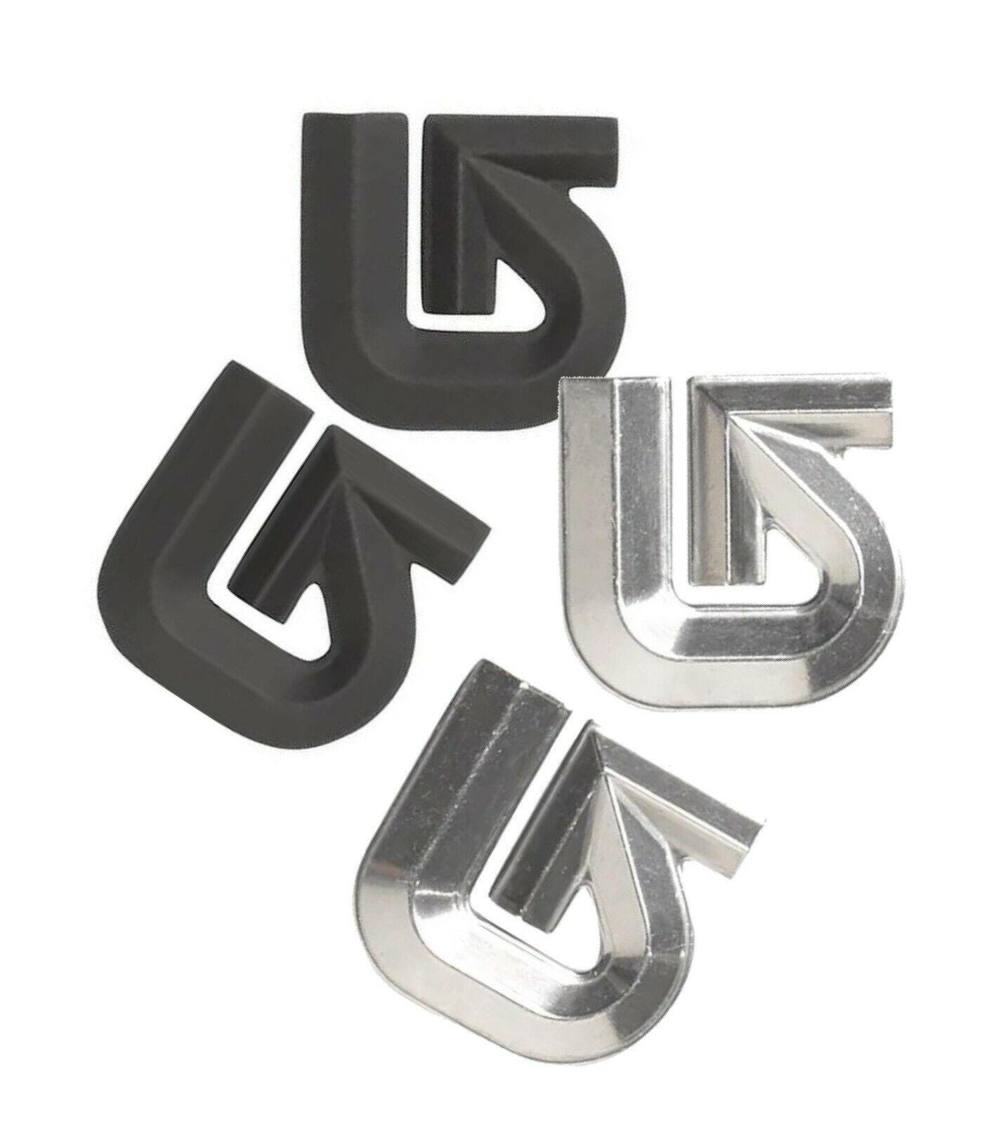 Burton Stomp Pad Aluminium Logo Mat