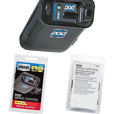 reese towpower 7437711 pod brake control  ebay