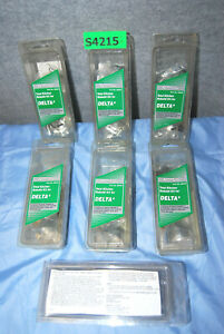 Delta-Total-Kitchen-Rebuild-Kit-Aqua-Plumb-Part-85046-Lot-of-6-S4215