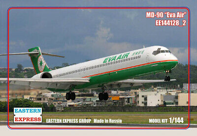 Eastern Express 1//144 McDonnell Douglas MD-90 Delta Air Lines Civil Airliner